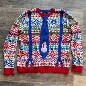 Ugly Christmas sweater size M